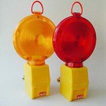 NISSEN MONOLIGHT LED PINK/SUPPORT AVEC PINCE POUR POTEAU