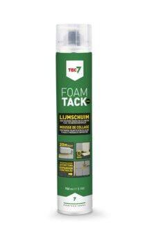TEC7 LIJMSCHUIM FOAMTACK PRO 750ML