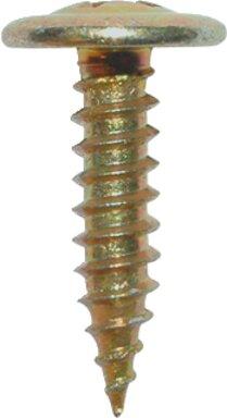 SCHROEF PLATTE KOP D12MM 4.8X20MM