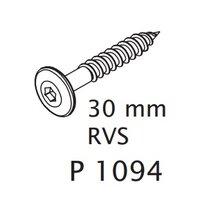 SCHROEFNAGEL P1094 WIT 0003