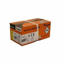 HAFTE IMPULSE N INOX 25X2.8MM +  CART. DE GAZ